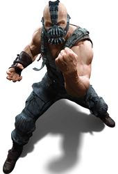 DC Comics - Batman - Bane - The Dark Knight Rises