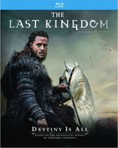 The Last Kingdom - Season 2 (Blu-ray)