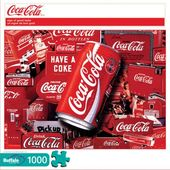 Coca-Cola - Sign Of Good Taste Can Close Up -