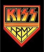 Kiss - Army - Plush Blanket