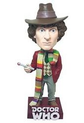 Doctor Who - Fourth Doctor Bobble Head