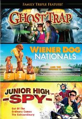 Family Triple Feature - Ghost Trap / Wiener Dog