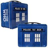 Doctor Who - TARDIS - Tin Tote (1970-1973 Doctor