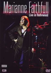 Marianne Faithfull - Live in Hollywood (DVD+CD)