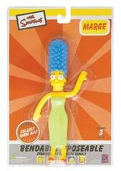 "Marge 7"" Bendable Figure"