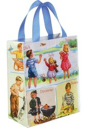Handy Tote - Dick & Jane