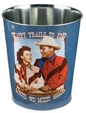 Roy Rogers - Wastepaper Basket
