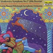 "Tchaikovsky: Symphony No. 2 ""Little Russian"" &"
