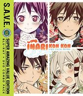 Inari Kon Kon: The Complete Series (Blu-ray,