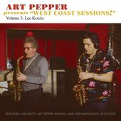 West Coast Sessions, Volume 3: Lee Konitz