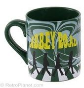 The Beatles - Abbey Road: 14 oz. Ceramic Mug