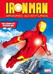 Iron Man: Armored Adventures - Season 1 (4-DVD)