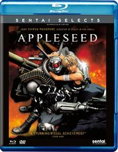 Appleseed (Blu-ray + DVD)