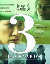 3 Backyards (Blu-ray)