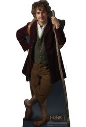 The Hobbit - Bilbo Baggins - Cardboard Cutout