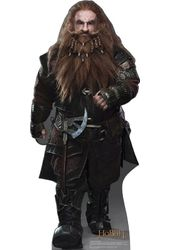 The Hobbit - Gloin The Dwarf - Cardboard Cutout