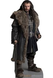 The Hobbit - Thorin Okenshield - Cardboard Cutout