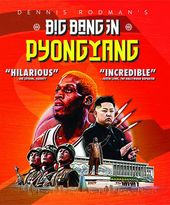 Dennis Rodman's Big Bang in Pyongyang (Blu-ray)