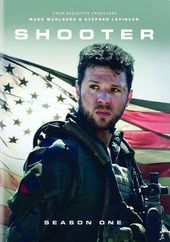 Shooter - Season 1 (2-DVD)