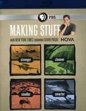 NOVA - Making Stuff (Blu-ray)