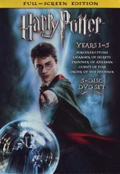 Harry Potter Years 1-5 (Sorcer's Stone / Chamber