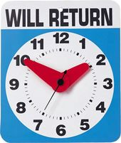 Will Return - Clock