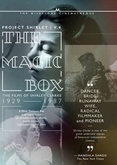 The Magic Box: The Films of Shirley Clarke
