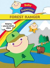 Baby Superstar - Forest Ranger (DVD + CD)