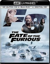 The Fate of the Furious (4K UltraHD + Blu-ray)