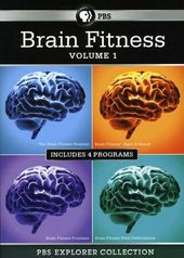 PBS - Explorer Collection - Brain Fitness, Volume