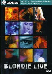Blondie - Live (DVD+CD)