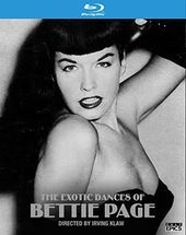 The Exotic Dances of Bettie Page (Blu-Ray)