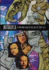 Metallica - A Year & A Half In The Life, Parts 1