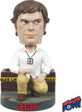 Dexter - Dexter Morgan - Bobble Head with Sound