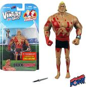 The Venture Bros. Brock Samson Action Figure