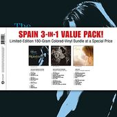 Spain 3-In-1 (Limited Edition 3LPs - 180GV Color