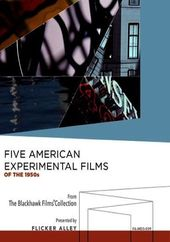 Five Experimental Films of the 1950s (Blu-ray)