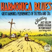 Harmonica Blues [Yazoo]