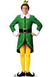 Elf - Will Ferrell - Cardboard Cutout
