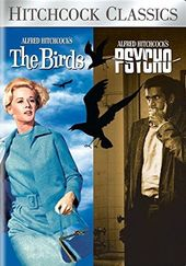 The Birds / Psycho (2-DVD)