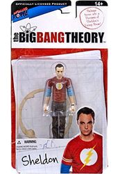 Big Bang Theory - Sheldon in The Flash T-Shirt 3