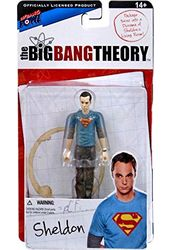 Big Bang Theory - Sheldon in Superman T-Shirt 3