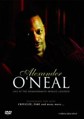 Alexander O'Neal - Live at the Hammersmith Apollo