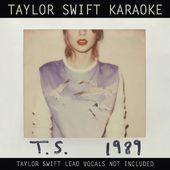 Taylor Swift Karaoke: 1989 [CD / DVD] (2-CD)