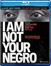 I Am Not Your Negro (Blu-ray)
