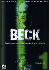 Beck - Set 1 (3-DVD)