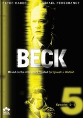 Beck: Set 5 - Episodes 13-15 (3-DVD)