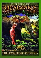Tarzan - Complete 2nd Season (3-Disc)