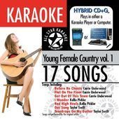 Karaoke: Young Ladies of Country, Volume 1