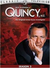 Quincy, M.E. - Season 3 (4-DVD)